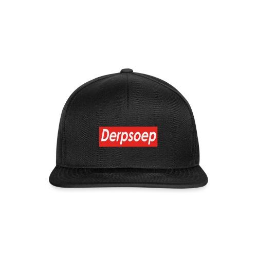 Derpsoep Sup-reme parodie - Snapback cap