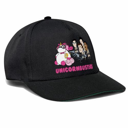 Unicornbuster - Snapback Cap