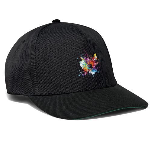 paint kerst - Snapback cap