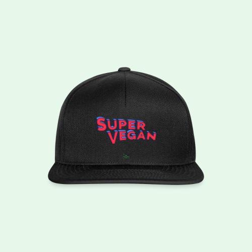 Super Vegan - Snapbackkeps