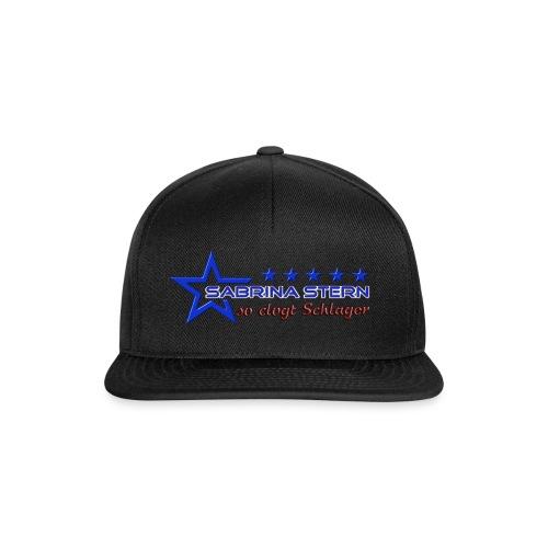 SABRINA STERN LOGO - Snapback Cap