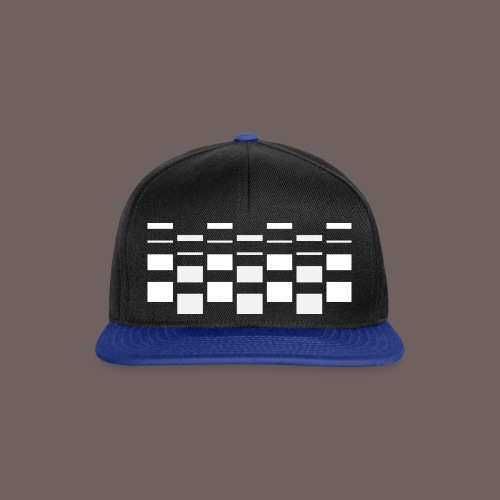 GBIGBO zjebeezjeboo - Love - Ups and Downs - Casquette snapback