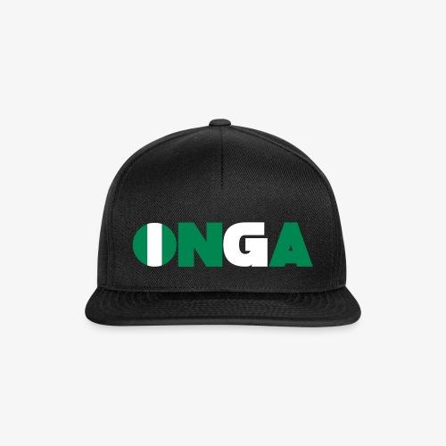Nigeria - Snapback Cap