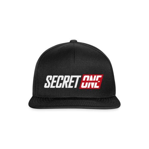 SecretOne new logo - Snapbackkeps
