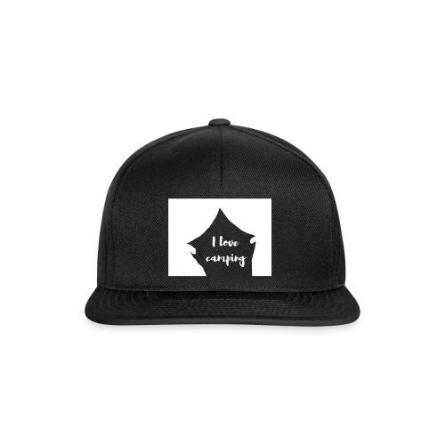 ILoveCamping - Snapback Cap