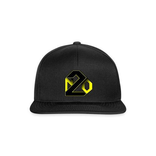 N2O jaune - Casquette snapback