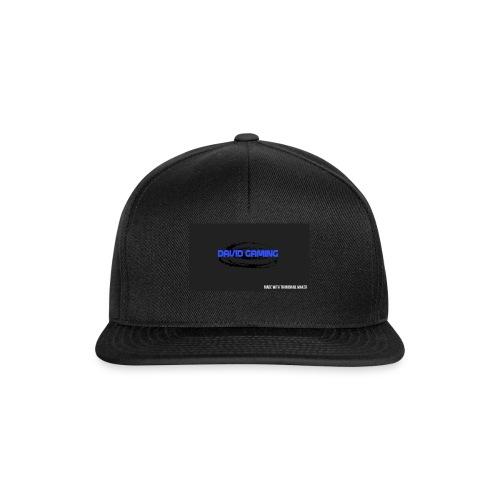 Schwarzes logo4 - Snapback Cap