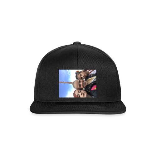 IMG 0917 - Snapback Cap