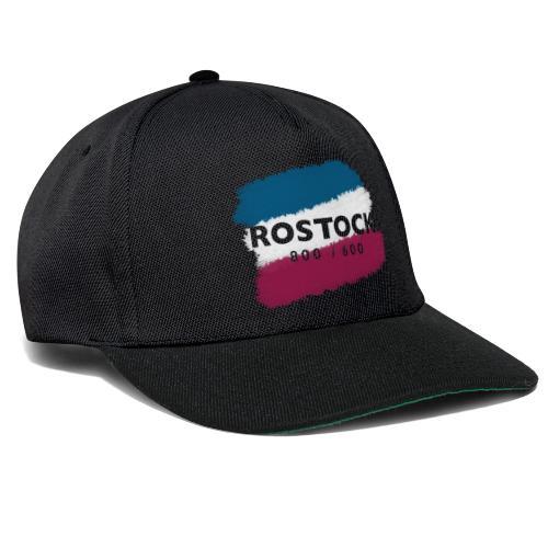 Rostock Jubiläum 800 600 Geburtstag - Snapback Cap