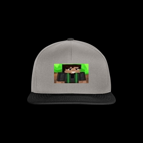 EnZ PlayZ Profile Pic - Snapback Cap