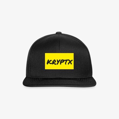 kryptx - Casquette snapback