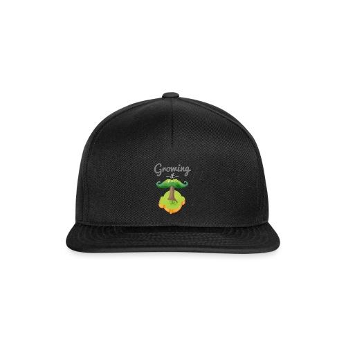 Moustache tree - Snapback Cap