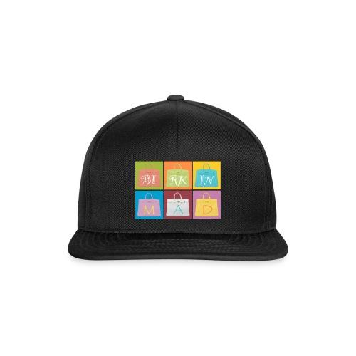 Birkin Mad 2 - Snapback Cap