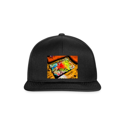 Love hope peace - Czapka typu snapback