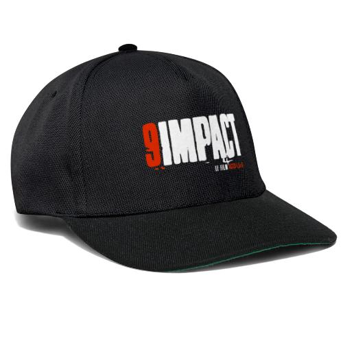 9impact The Film - Acts 4, 5 and 6 - Official Logo - Snapback Cap