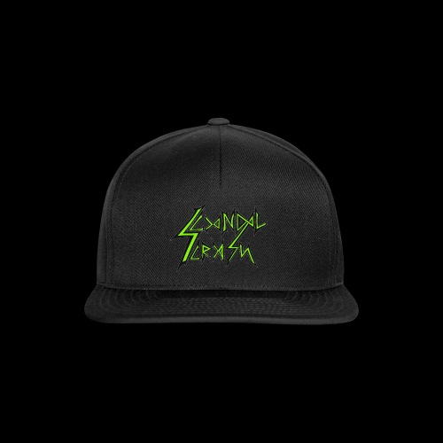 Scandal Crash 2 - Casquette snapback
