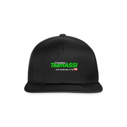 Team Assi - Snapback Cap