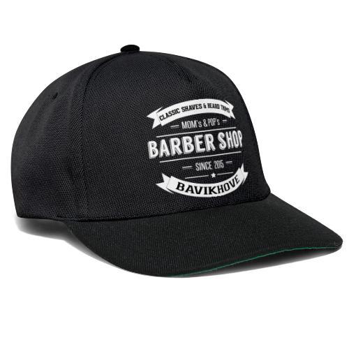 Mom s Pop s Barbershop - Snapback cap