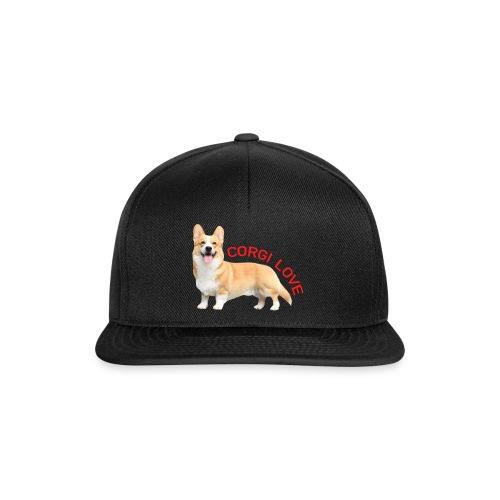 CorgiLove - Snapback Cap