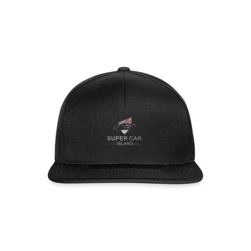SuperCarIsland - Snapback Cap