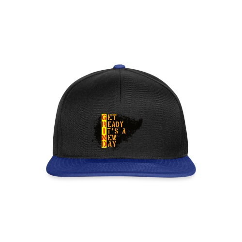 New Fresh Day - Casquette snapback
