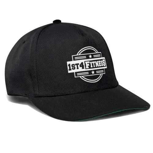 1st4Fitness Front - Snapback Cap
