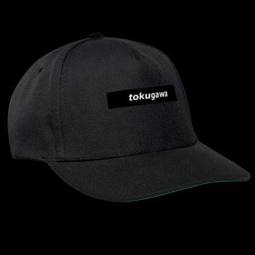 tokugawa banner - Snapback Cap