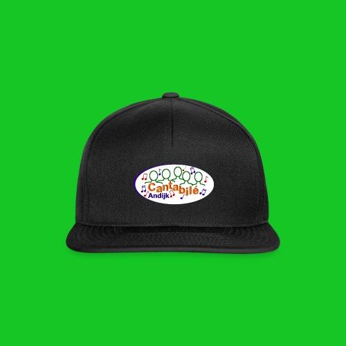 klein nieuw logo cantabil - Snapback cap