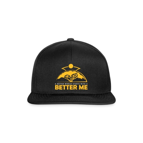Better Me - Snapback Cap