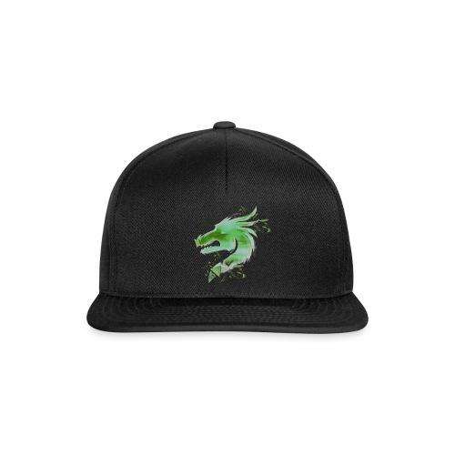Green Dragon - Snapback Cap