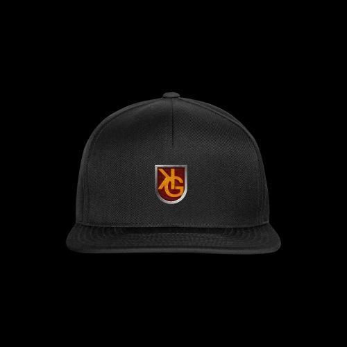 KG logo - Snapback Cap