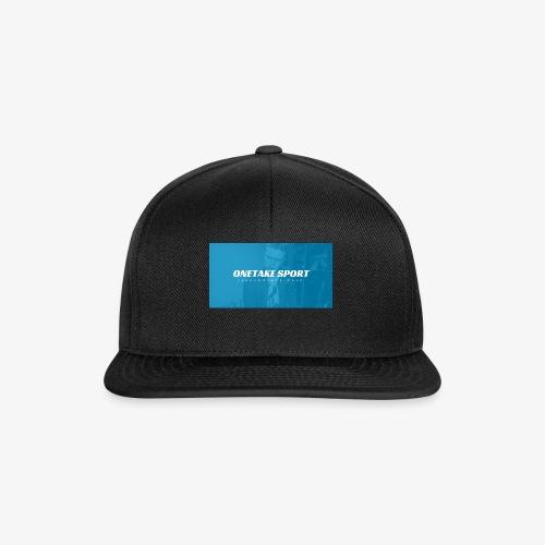 OneTakeSPORT - Snapback Cap