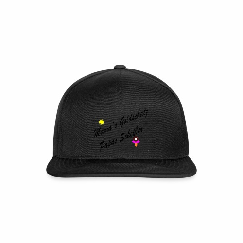 mamas goldschatz - Snapback Cap
