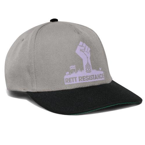 Rett Resistance - Army of Us - Snapback Cap