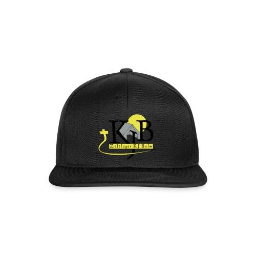 kjb logo zeltlager - Snapback Cap