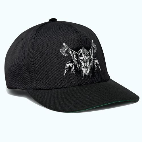 Viking ravens nordic - Snapback Cap