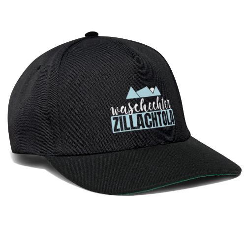 Waschechter Zillachtola - Snapback Cap
