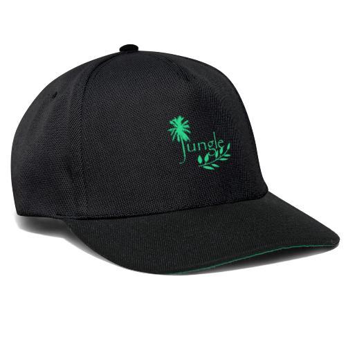 jungle - Snapback Cap