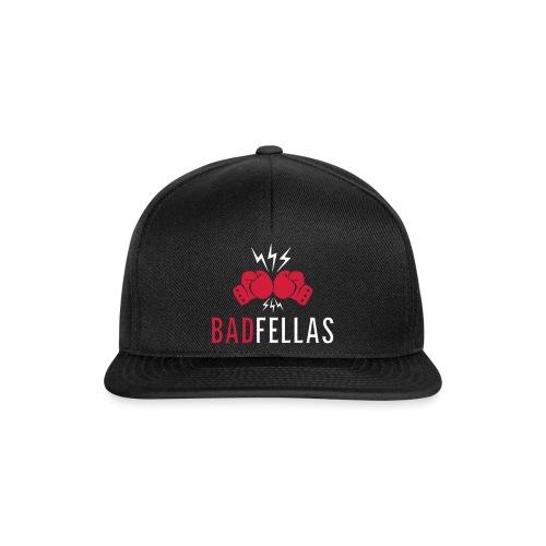 badfellas_boxing_white - Snapback Cap