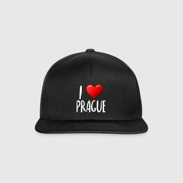Amo Praga - Gorra Snapback