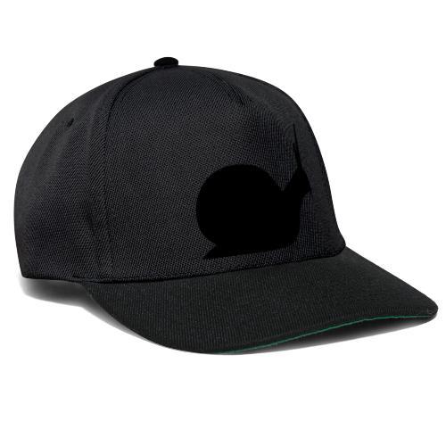 faule Schnecke - Snapback Cap