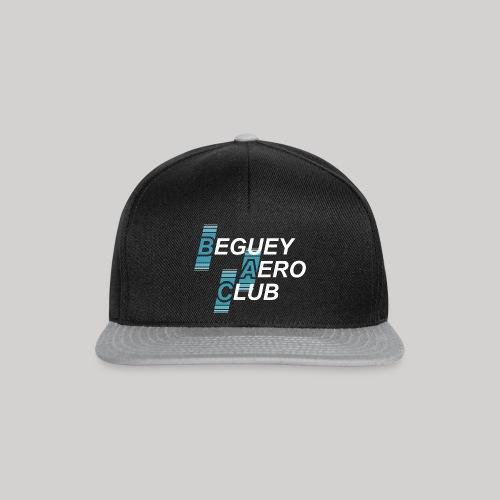 logo 2018 clair - Casquette snapback