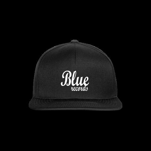 Blue Records - Snapback Cap