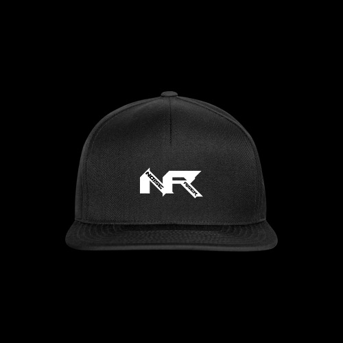 Noise Riser Logo - Snapback cap