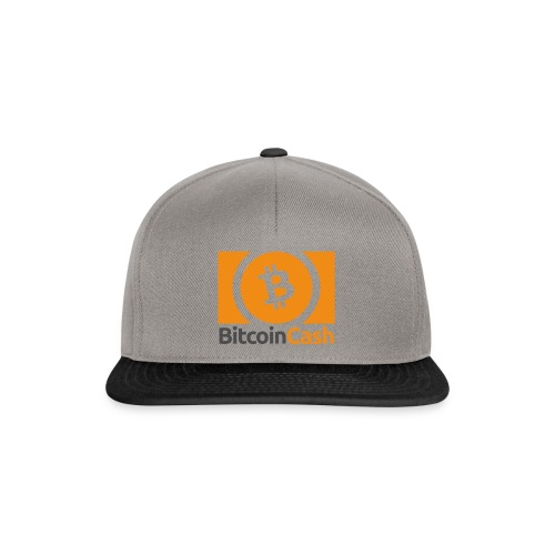 Bitcoin Cash - Snapback Cap