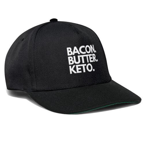 BBK Shirt Keto.Lifestyle. - Snapback Cap