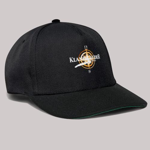 Klangfeder Kompass - Snapback Cap