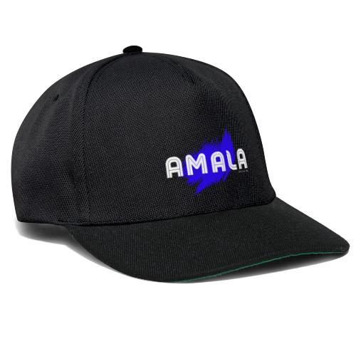 Amala, pazza inter (nera) - Snapback Cap
