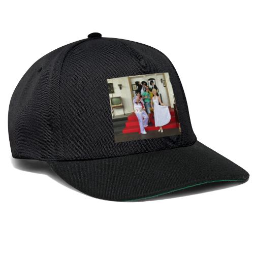 Das Gruppen Foto - Snapback Cap