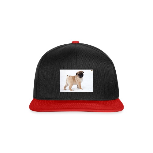 walker family pug merch - Snapback Cap